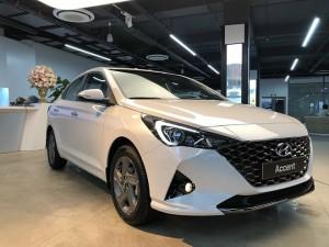 Hình ảnh xe Hyundai Accent 2021 (4)