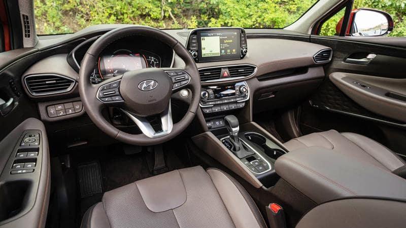 Hyundai Santafe 2019 (22)