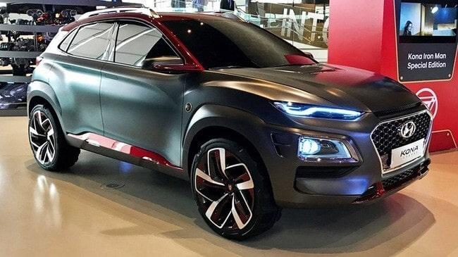 Hyundai Kona bản tiêu chuẩn đồng hành cùng bạn trên mọi nẻo đường