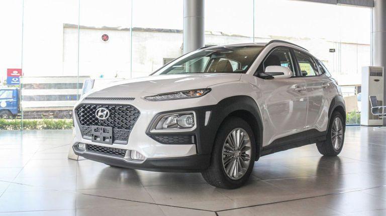 Hyundai Kona bản xăng đặc biệt