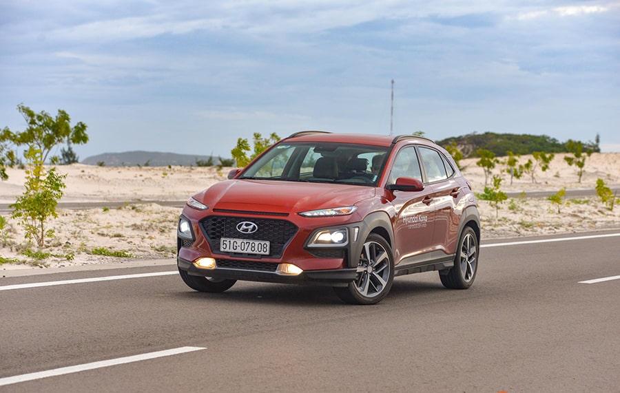 Hyundai Kona phù hợp với nhiều đối tượng người sử dụng