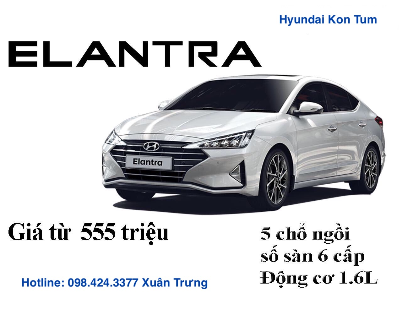 Elantra MT 555
